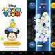 LINE:ディズニー ツムツムがいよいよ海外展開!アメリカ、イギリス、タイ、台湾など世界40の国と地域で英語版の提供を開始