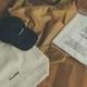 クラネ×フルーツオブザ ルームのTシャツ&スウェット、ロゴ刺繍&モノトーンのピスネーム付き