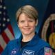 米航空宇宙局(NASA)のアン・マクレーン飛行士(2014年1月16日撮影)。(c) Robert Markowitz / NASA / AFP