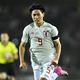 日本代表ではここ4試合で5ゴール。南野が攻撃を牽引する。(C)Getty Images