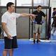 TTMでは所属選手以外に週に2度、プロ練習が行われトップファイターが集う (C) MMAPLANET