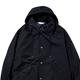 コートに高い防寒性は必要なし?〈FUJITO〉の フード付きコートがちょうどいい