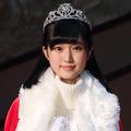 「第8回東宝シンデレラ」のグランプリに輝いた、福本莉子さん