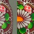 左はHDの最高画質「HD HQ+」モード、右は標準画質の「SD SP」モ