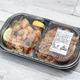 コストコのエビとブタ盛り『ガーリックシュリンプ&プルドポーク』はサンドイッチにも合う