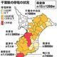 千葉県の停電の状況
