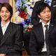 6月24日(月)放送「しゃべくり007」に横浜流星(左)と田中圭(右)が出演!/(C)NTV