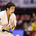 60kg級、準決勝にのぞんだ郄藤直寿 (2013年11月29日、撮影: