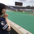 豊永さんは「アビスパと一緒に、福岡を盛り上げていきたい」と語