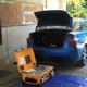 動いた掃除機、手を叩いて喜んだ 大規模停電で見えた、電動車の新たな使い方