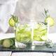 飲んでスッキリ夏のむくみ予防。簡単&作り置きOK【きゅうりのデトックスウォーター】のレシピ
