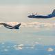 バルト海を飛行するロシア軍機にイギリス戦闘機が2回のスクランブル