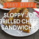 米国の家庭料理「スロッピージョー」を挟んだ「グリルドチーズ・サンドイッチ」【レシピ動画】