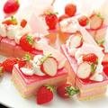 ストロベリーレアチーズケーキ/スイスホテル南海大阪「タボラ36