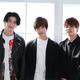 (左から)高橋駿一、本田礼生、加藤良輔