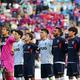 磐田戦で3連勝を飾ったFC東京。アウェー8連戦を4勝2分け2敗という結果で終えた。写真:茂木あきら(サッカーダイジェスト写真部)