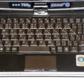 SCシリーズのキーボードとパッド