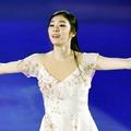 キム・ヨナが6年ぶりに海外アイスショーに出演、出演料は全額寄