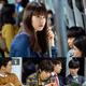 miss A出身スジ&ナム・ジュヒョク、新ドラマ「スタートアップ」スチールカット公開…地下鉄の中での疲れた様子に注目