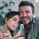 夫デヴィッドにロマンティックなメッセージを送ったヴィクトリア(画像は『David Beckham 2021年2月14日付Instagram「Happy Valentines to the most amazing mummy and the most inspiring wife」』のスクリーンショット)