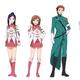 TVアニメ「プランダラ」追加キャラクター&キャスト&第2クールOPテーマ『孤高の光 Lonely dark』ショートサイズMVが公開