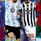 クラブのユニフォームに代表カラーをかけ合わせた加工画像を公開【写真:Getty Images】