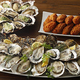 10月もランチ・ディナー、終日開催! 大人気の「真牡蠣食べ放題」