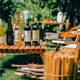 肉にも魚にも合うから、アウトドアのワインは「オレンジワイン」で決まり