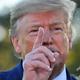 ドナルド・トランプ米大統領。米首都ワシントンのホワイトハウスにて(2019年10月11日撮影、資料写真)(c)Nicholas Kamm / AFP