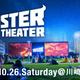「Monster Screen Theater(モンスタースクリーンシアター)@川崎競馬場 supported by よみうりランド」開催
