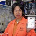 ADATA 2Gバイト USBフラッシュメモリー「PD7-2GB(200X)」を手