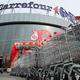 2011年、北京市内の仏大手スーパーマーケット・カルフール(GettyImages)