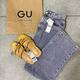 【GU】1990円とは思えない高クオリティに感動。真夏に穿きたい「オーバーダイジーンズ」は今すぐほしい逸品