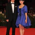 ヴェネチア国際映画祭『ヒミズ』レッドカーペット