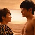 ドラマ「美しき罠〜残花繚乱」第三話では、青柳翔がまたもや半裸