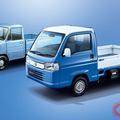 ホンダ「T360」(写真左)と「アクティ・トラック」(写真右:特