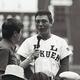 第60回全国高校野球選手権大会でPL学園を初優勝に導いた鶴岡(後の山本)泰監督