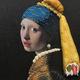 スイーツデコアート展「お菓子の美術館」長崎ハウステンボスで、フェルメールの絵画がスイーツ風に