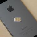 iPhone5sとSIMカード