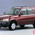 SUVでもクロカン4WDテイストが色濃かった頃の「CR-V」