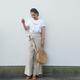 人気の#CBKモデルに学ぶ! ショートカットの30代女性に似合う服装とは?
