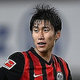 鎌田は直近9試合で1ゴール・5アシスト。チームの勝利に貢献する数字を残している。 (C)Getty Images