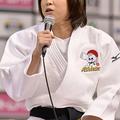 福見友子 (2013年11月30日、撮影:フォート・キシモト)
