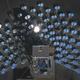羽広げ 輝くクジャク 宮崎大の太陽集光装置
