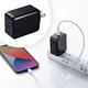 スマートフォンやタブレットを急速充電!Type-Cポート搭載のAC充電器