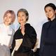(左から)シム・ウンギョン、富司純子、鈴木京香