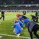 ドイツサッカー連盟、フランクフルトへ2万ユーロの罰金を請求