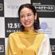 笑顔を見せる吉田羊=東京国際フォーラム
