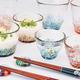 夏を涼やかに彩る『津軽びいどろ MATSURI・HANABI』日本の美しい四季をガラスに込めて