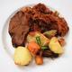 エストニア タリン旧市街で、エストニア料理を作って食べられるレストラン Köök(クーク) #link_estonia